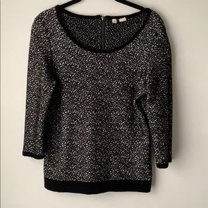 Super soft 3/4 sleeve Anthropologie top